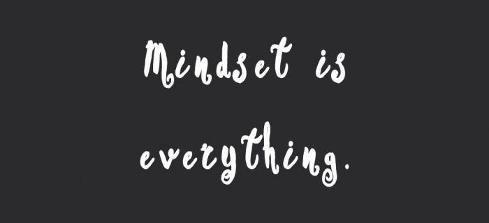 Mindset Is Everything | Self-Love And Exercise Motivation