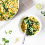 Cauliflower and Lentil Dal with Easy Curry Paste