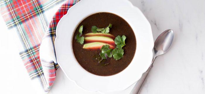 Veggie Soup Template Recipe