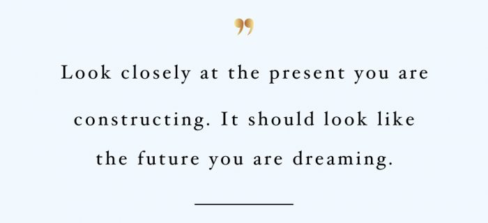 Build Your Future Today | Wellness And Wellbeing Inspiration