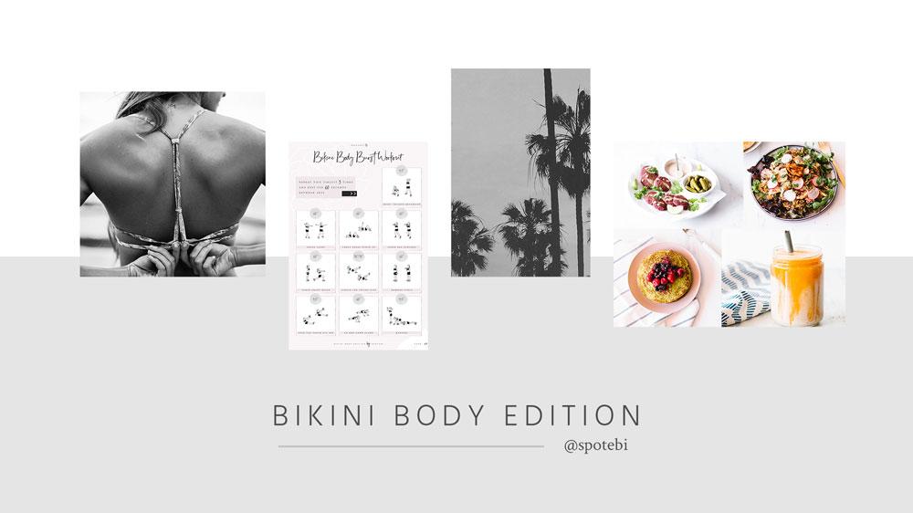 Bikini Body Challenge | Spotebi
