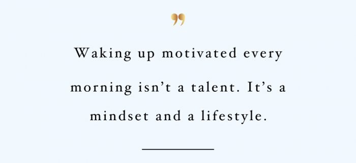 It's A Mindset | Fitness And Self-Love Motivation