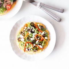 Gluten-Free Stovetop Socca Pancakes 2 Ways / @spotebi
