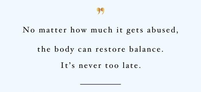 It's Never Too Late | Healthy Eating Motivation Quote