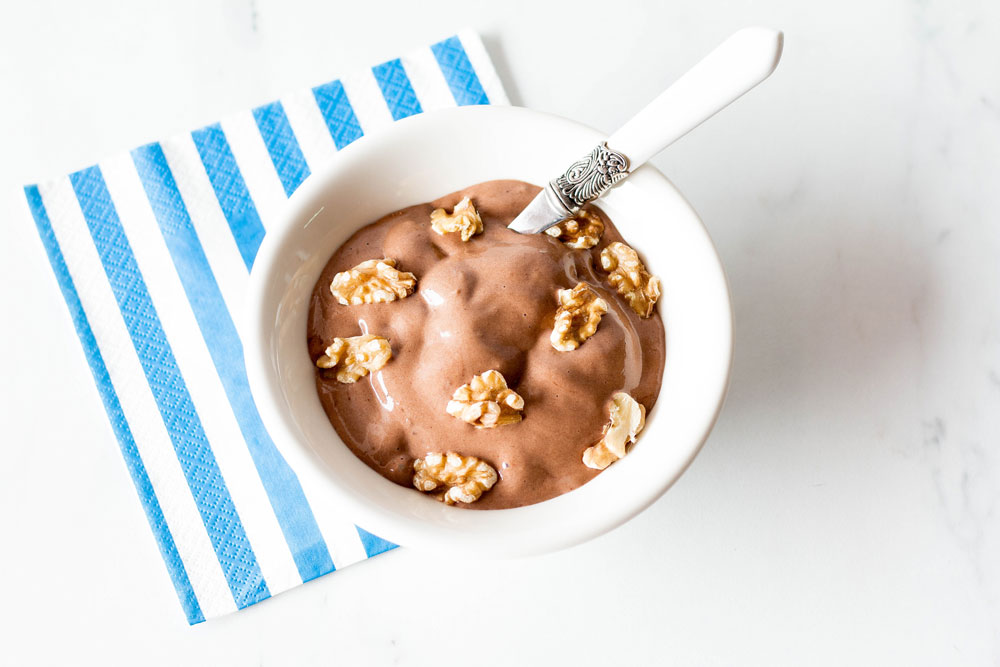 During the hot summer months, this Post-Workout Chocolate Banana Nice Cream is seriously the best way to replenish after a hard sweat session. It requires just 5 ingredients, couldn't be easier to make and you would never know it's good for you! https://www.spotebi.com/recipes/post-workout-chocolate-banana-nice-cream/
