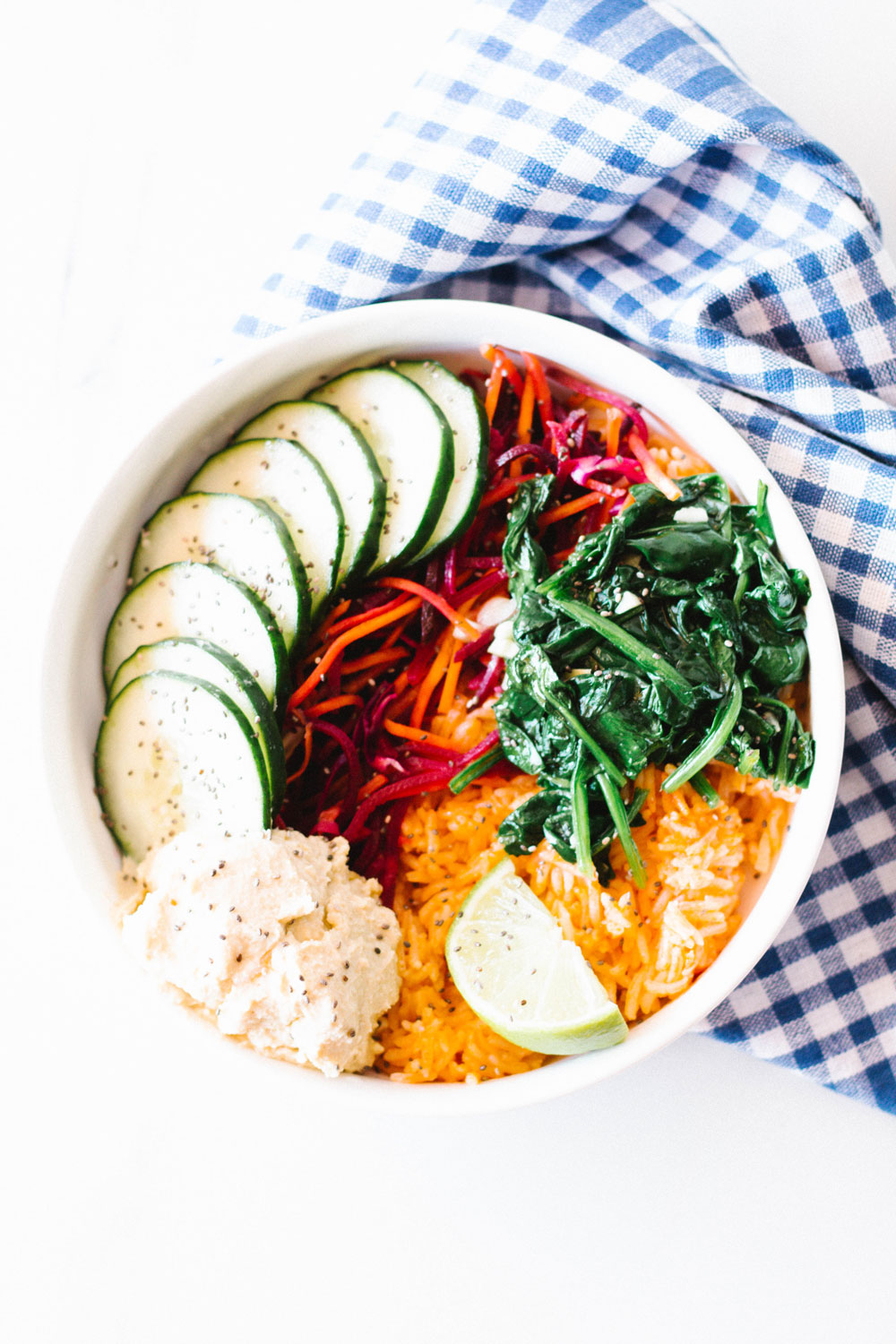 This Protein-Packed Vegan Buddha Bowl is perfect for lunch or dinner. It's hearty, flavorful, easily whipped up in under 30 minutes and also ideal for meal planning, which is a huge bonus. https://www.spotebi.com/recipes/protein-packed-vegan-buddha-bowl/