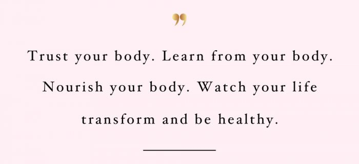 Watch Your Life Transform | Healthy Eating Inspiration Quote