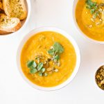 Fall Harvest Vegetable Soup Recipe