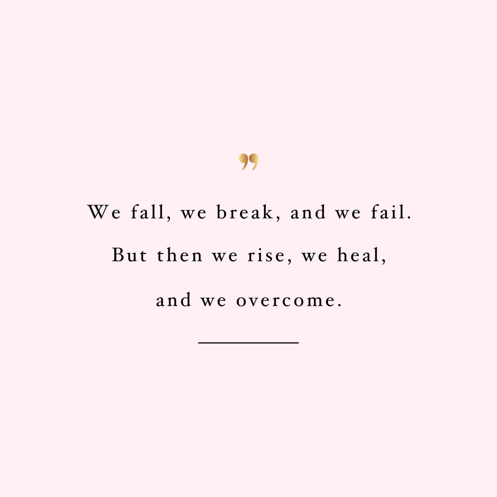 Rise, heal and overcome! Browse our collection of motivational health and fitness quotes and get instant wellness and self-love inspiration. Stay focused and get fit, healthy and happy! https://www.spotebi.com/workout-motivation/rise-heal-overcome/
