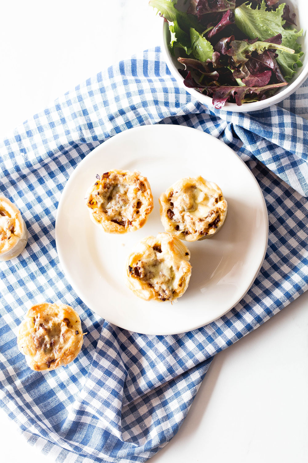 These Mini Sloppy Joe Pies are sweet, zesty, tangy, savory, and a family favorite. With the perfect texture and the right consistency, they're a crowd-pleaser and so simple and easy to make. https://www.spotebi.com/recipes/mini-sloppy-joe-pies/
