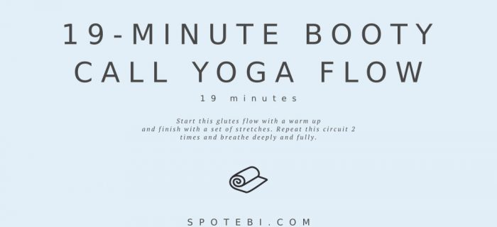 19-Minute Booty Call Yoga Flow