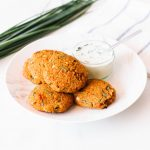 Light & Simple Baked Crab Cakes Recipe